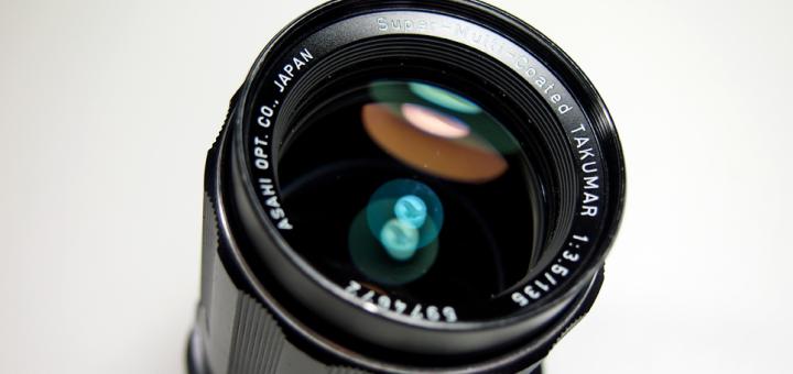 asahi pentax takumar 135mm 3 5 vintage camera lenses