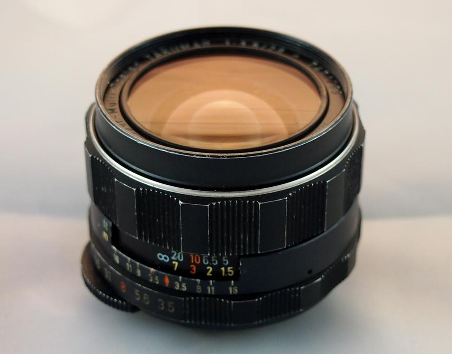 Asahi Pentax Takumar 28mm 3 5 Vintage Camera Lenses