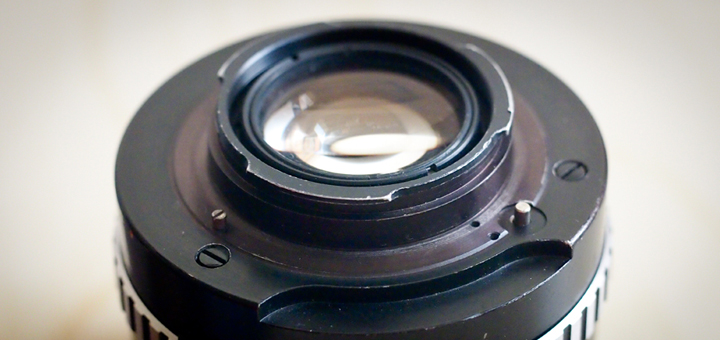 EXA Exakta mount adapter