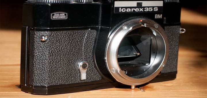 Icarex Bm adapter