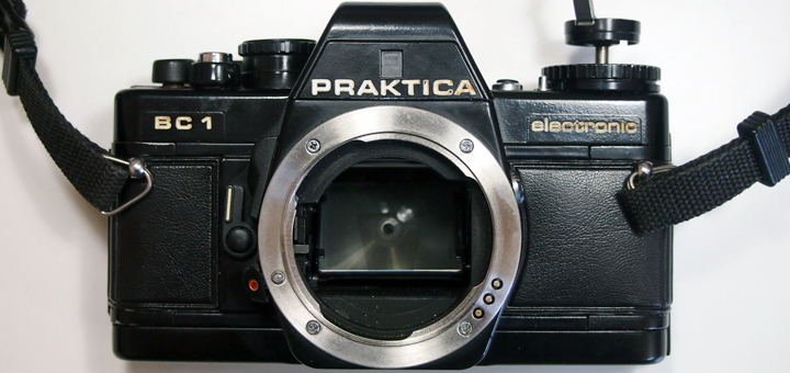 Praktica B pb mount adapter