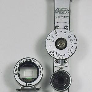 SBOOI viewfinder and FOKOS rangefinder