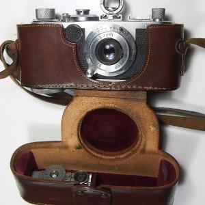 Special Leica IC case