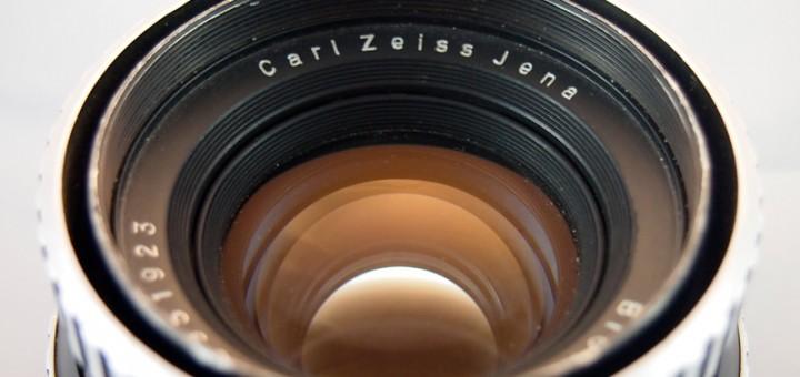 Carl Zeiss Jena Biometar 2 8 80 for Pentacon Six | Vintage
