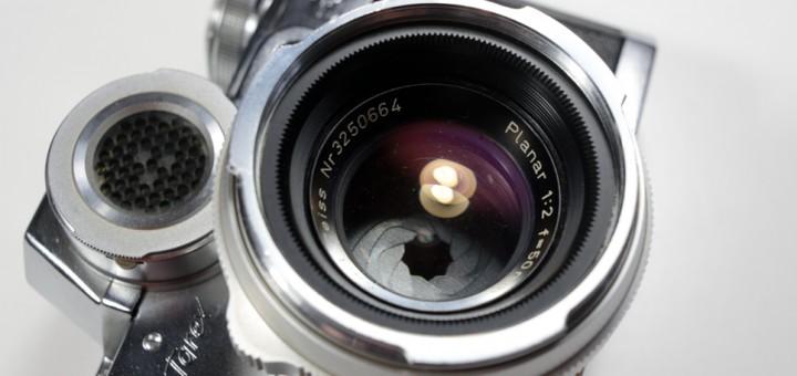 Carl Zeiss Planar History – Part 1 | Vintage Camera Lenses