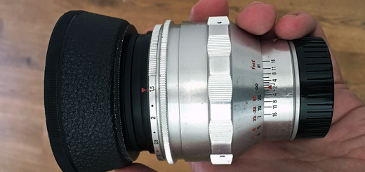 Jena | Vintage Camera Lenses