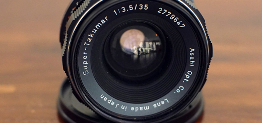 Vintage Camera Lenses brings you the best of old lenses