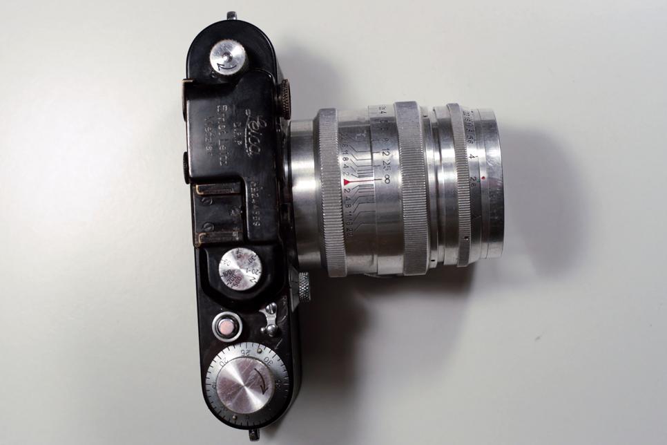 Jupiter-9 2/85 lens