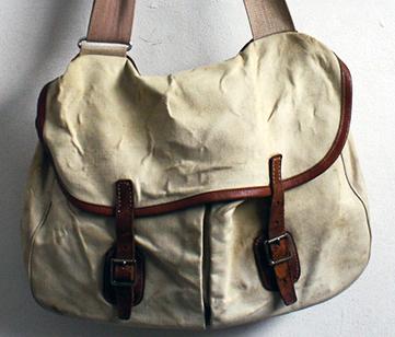 The original Brady Fishing Bag